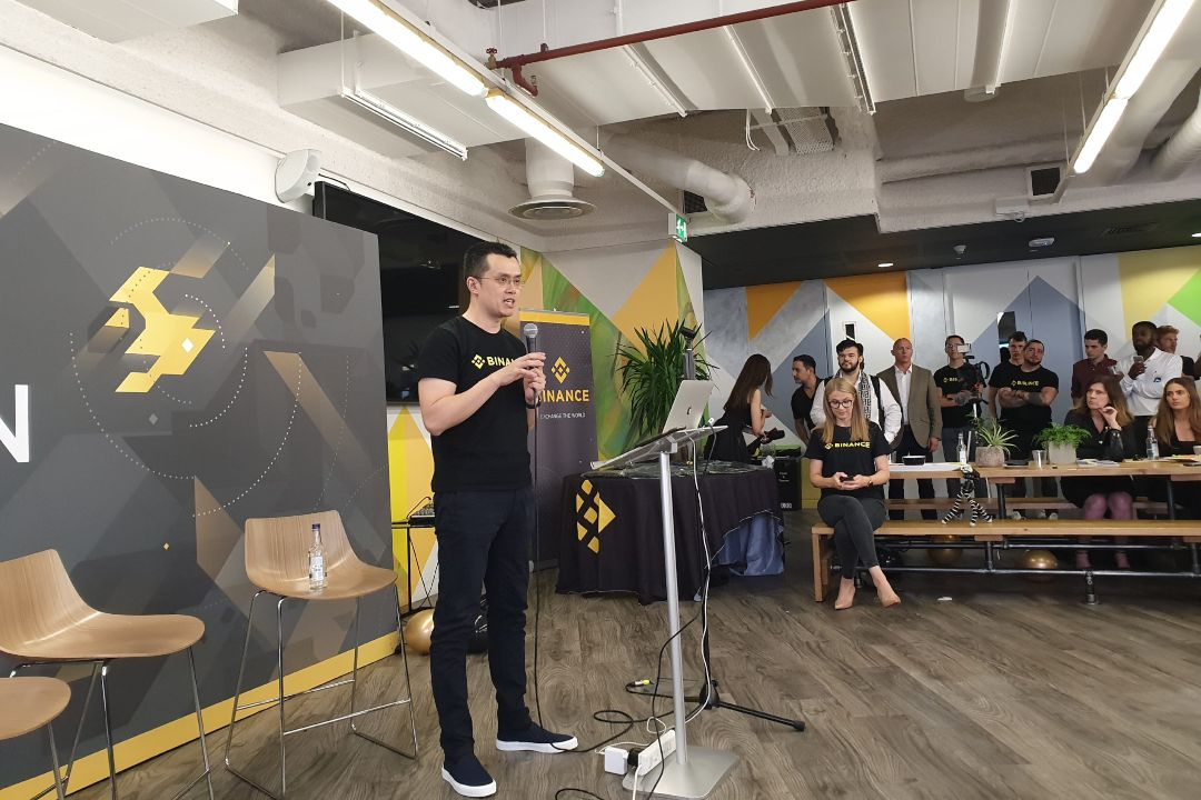Binance, London meetup: i DEX saranno il futuro