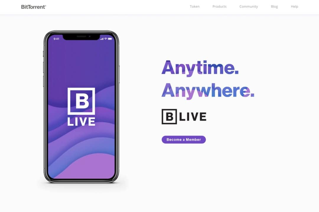 BitTorrent Live Streaming: inizia il test interno