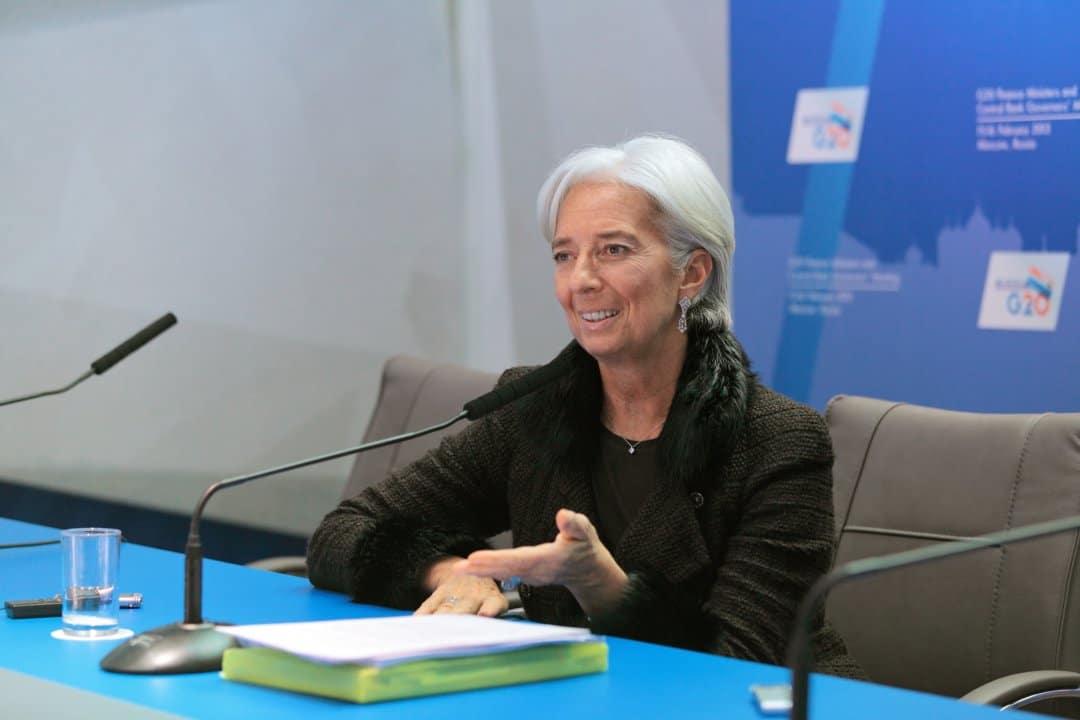 Lagarde sempre più benevola nei confronti di Libra e criptovalute