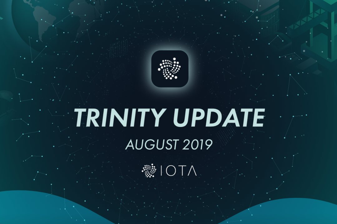 Trinity: a lavoro su un aggiornamento per il wallet di IOTA