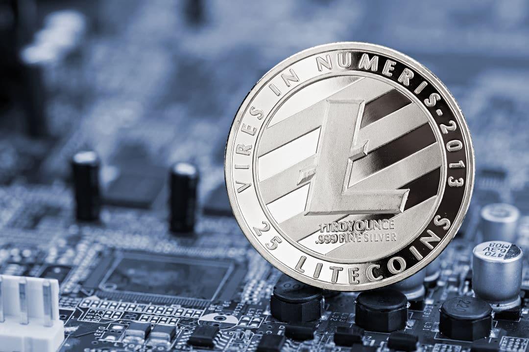 Litecoin, hashrate calato del 20% dopo l'halving