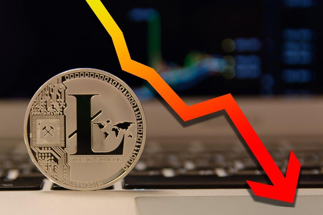 Litecoin, scende il prezzo della crypto