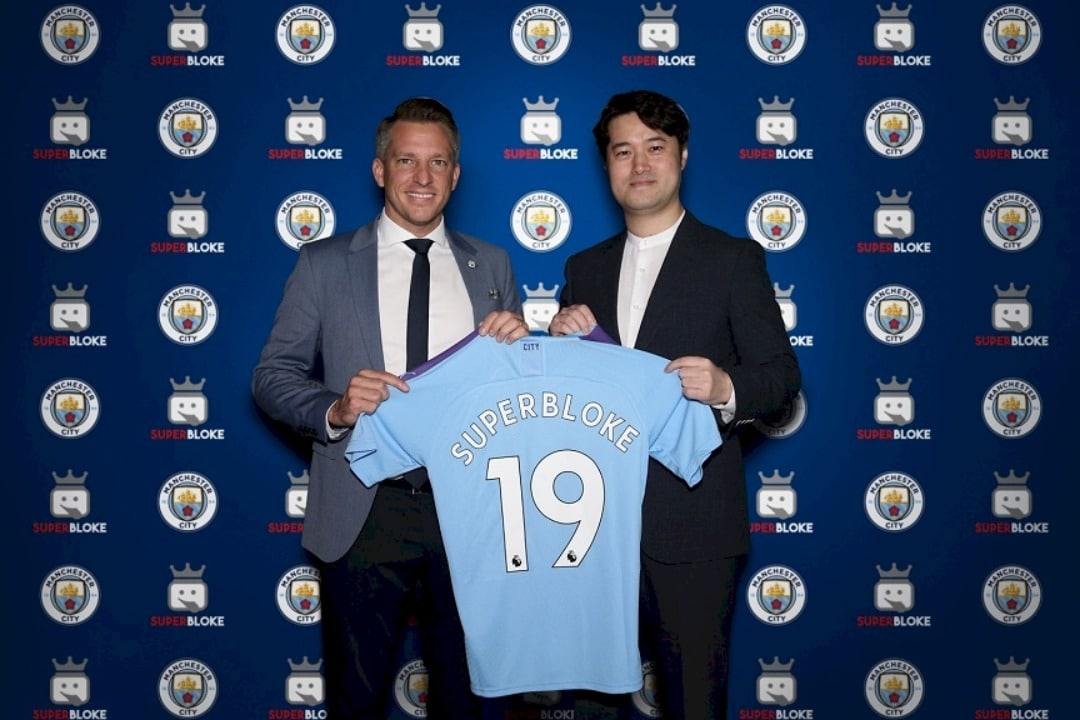 Il Manchester City in partnership con una startup blockchain