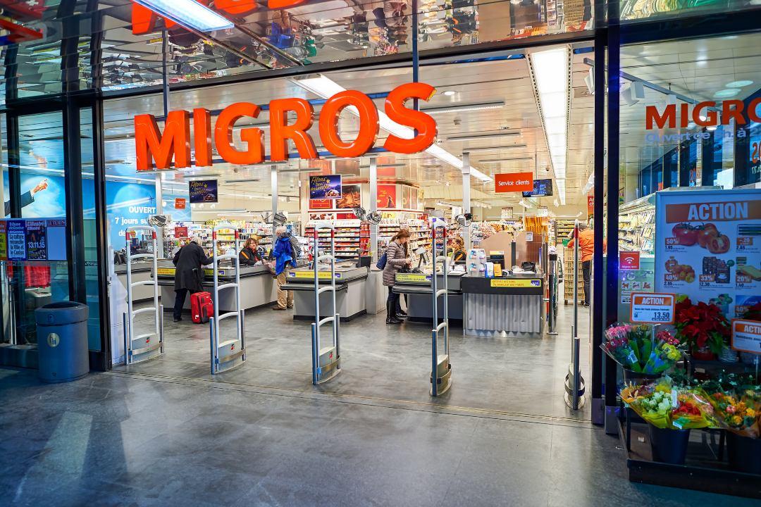 Svizzera: i supermercati Migros utilizzeranno la blockchain