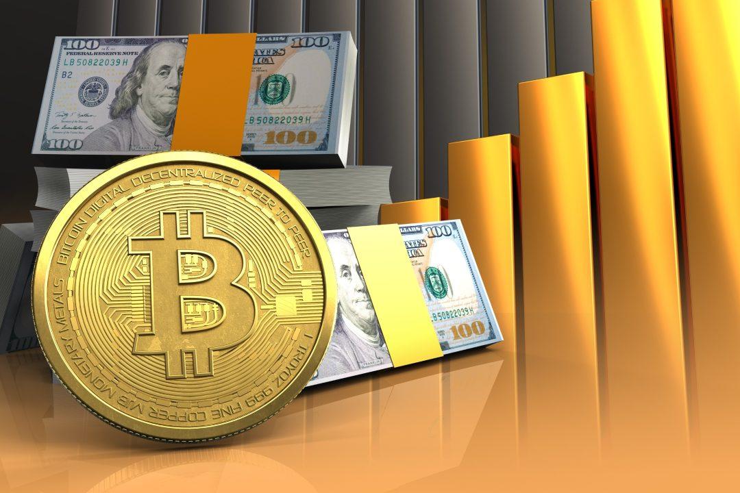 Bitcoin: il prezzo di nuovo a 10000 dollari