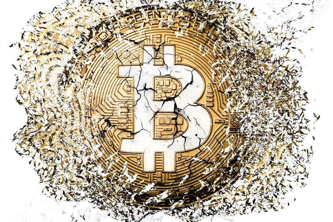 Bitcoin ancora in calo ma le fee sono in crescita