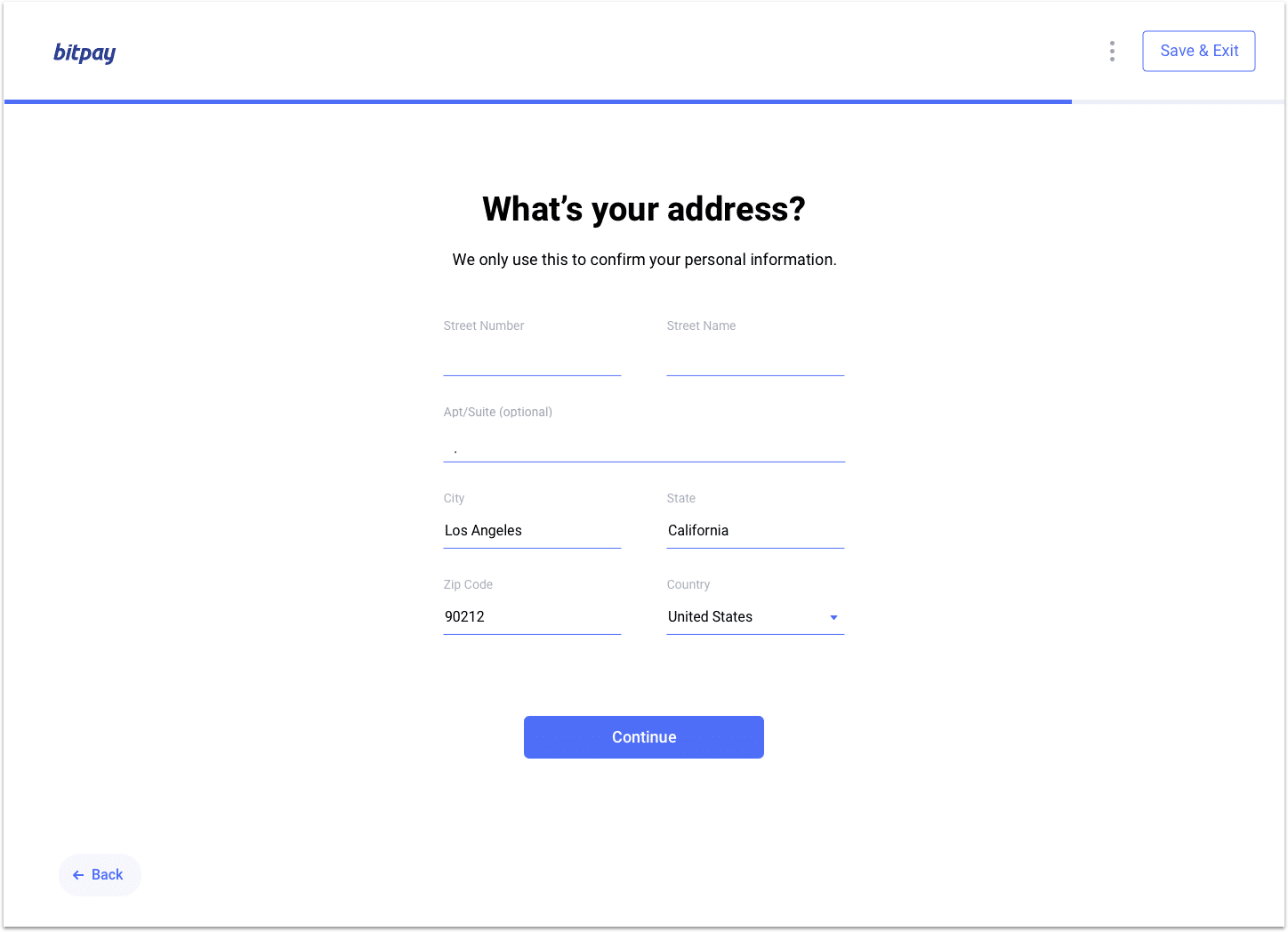 bitpay new futures