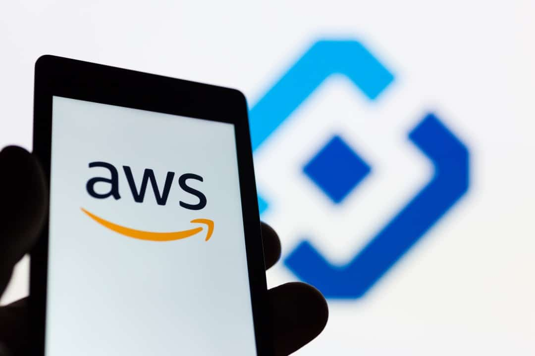 Il premio blockchain supportato da AWS di Amazon