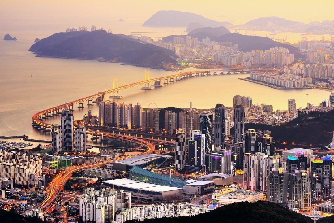 Corea del Sud: Busan città libera da regolamentazione crypto