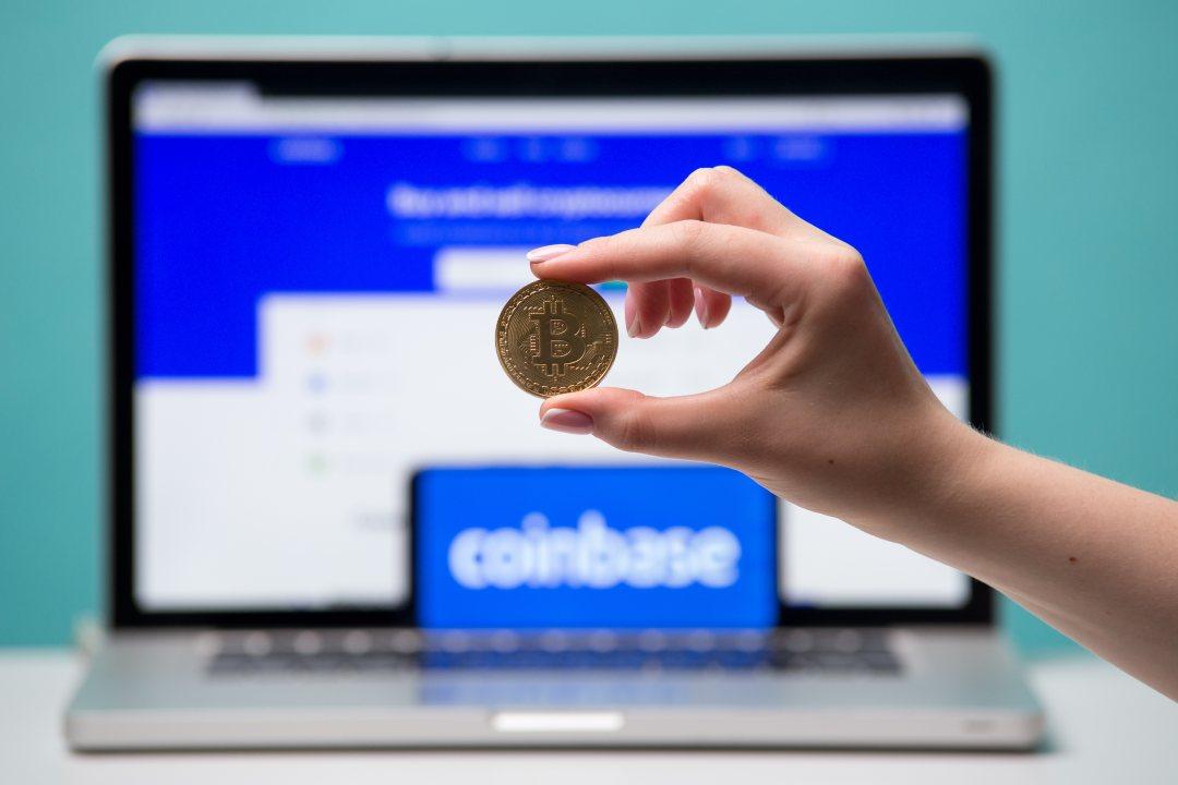 Coinbase: il 75% del volume lo fa bitcoin