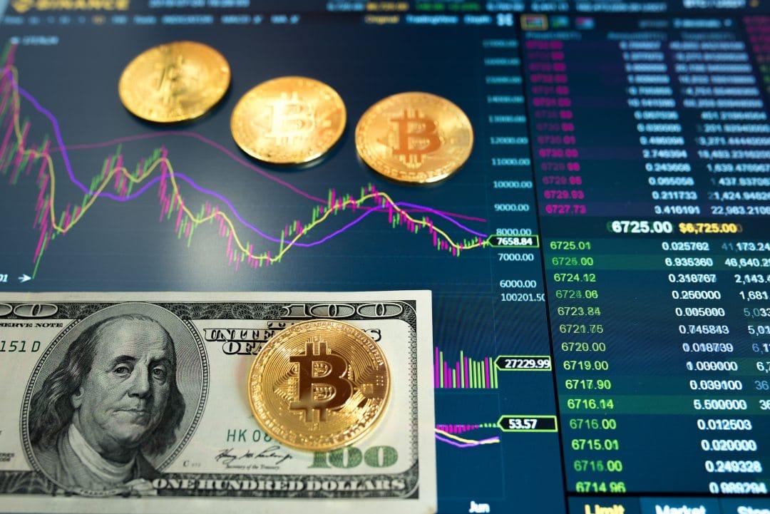 Mercato crypto, volumi bassi e concentrati su bitcoin