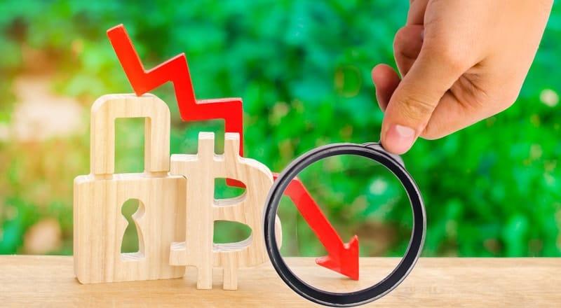 Crypto news: il mercato è di nuovo in ribasso