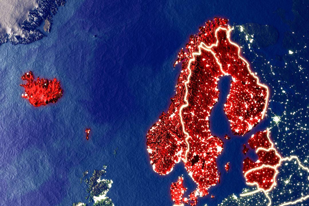 Perché le aziende crypto dovrebbero concentrarsi sul Nord Europa?