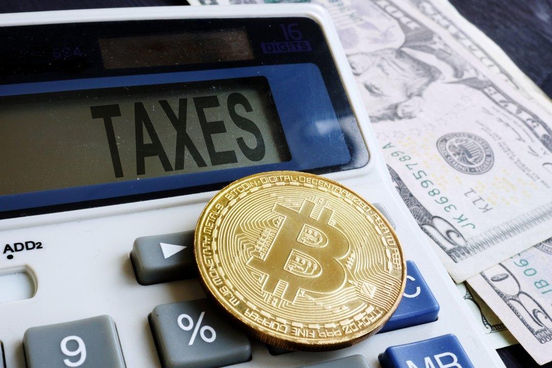 Le tasse sulle criptovalute stanno danneggiando l'economia