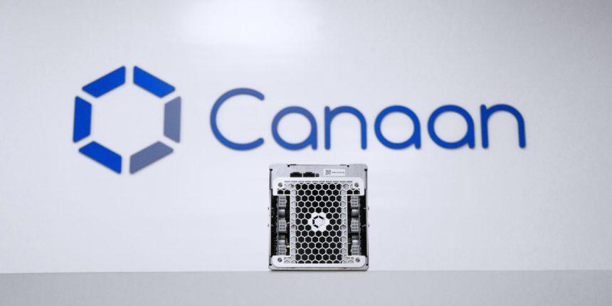 ASIC Bitcoin Canaan Avalon Miner A1146 A1166
