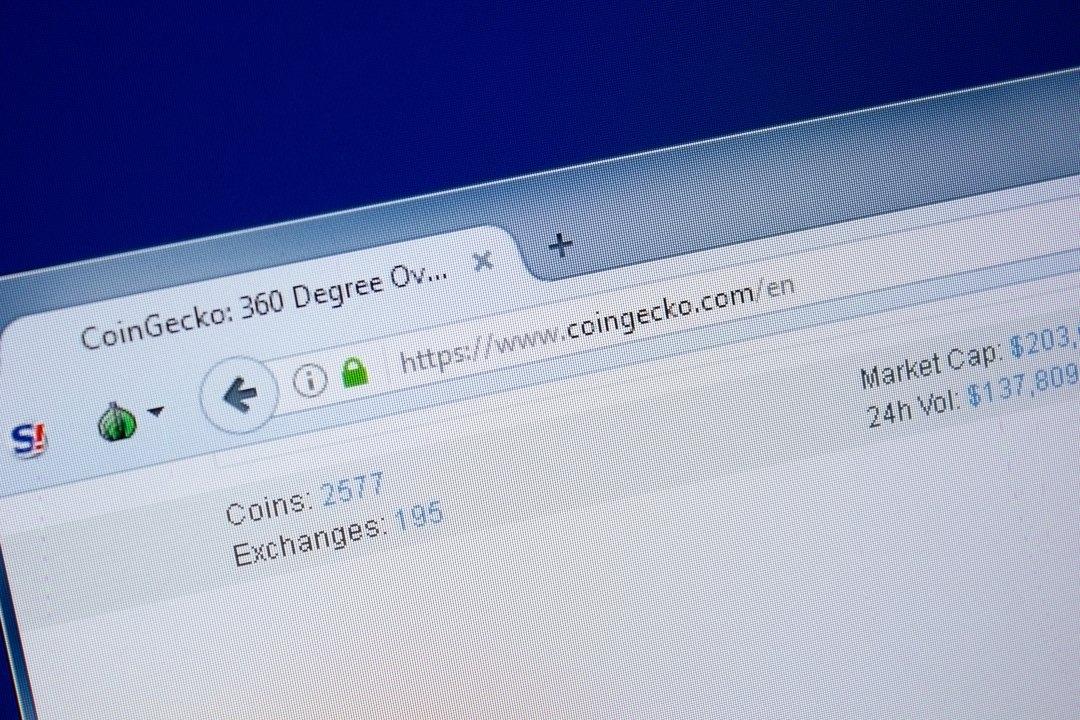 I dati di Coingecko sugli oracoli di Chainlink