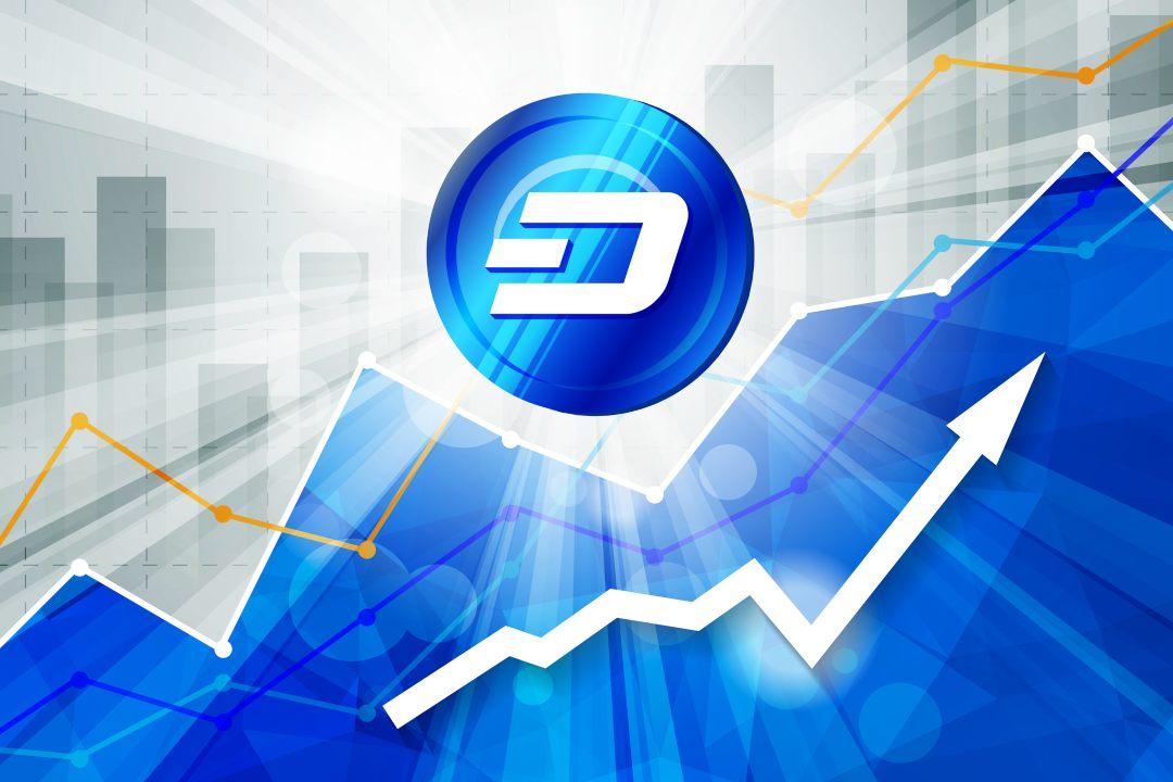 Dash su Coinbase Pro e il prezzo sale