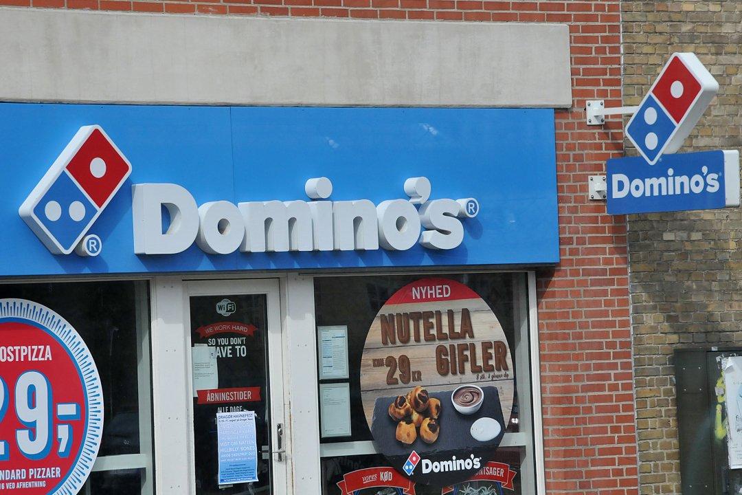 Domino's pizza organizza un giveaway in bitcoin