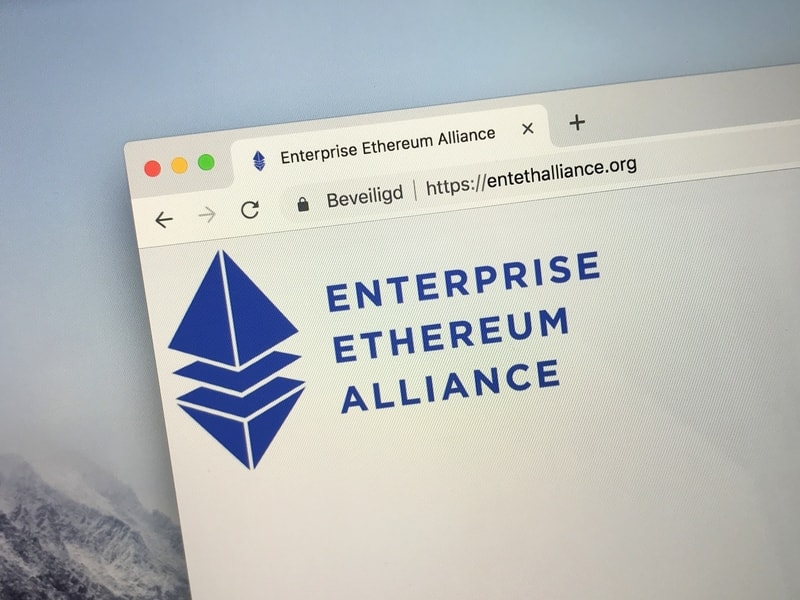 Hubii aderisce all'Enterprise Ethereum Alliance