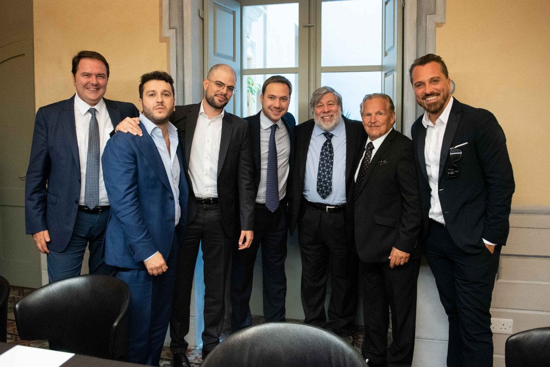 L'azienda Efforce di Steve Wozniak presente al Delta Summit