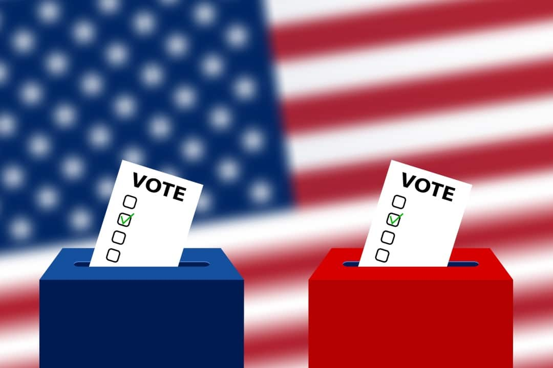 Le elezioni presidenziali USA sulla blockchain di EOS