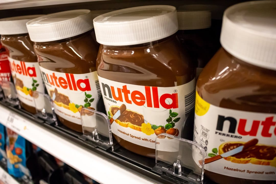 I Ferrero, la Nutella e le truffe con bitcoin