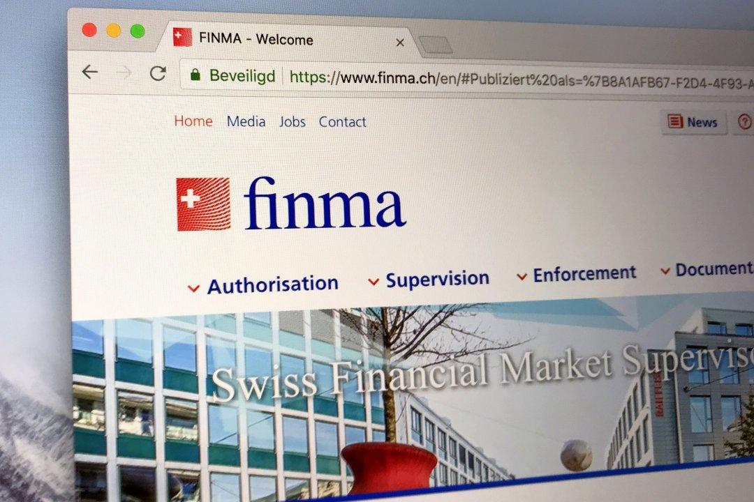 Finma rilascia le linee guida sulle stablecoin e Libra