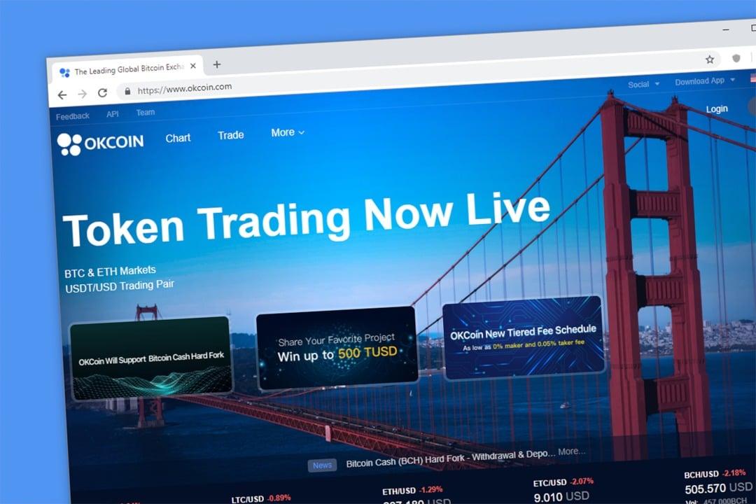 OKCoin si espande negli Stati Uniti