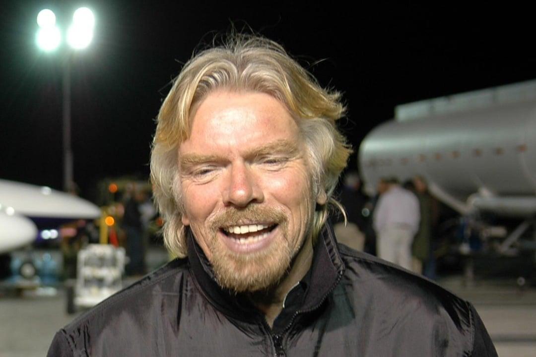 La società Blockchain di Richard Branson sta raccogliendo fondi