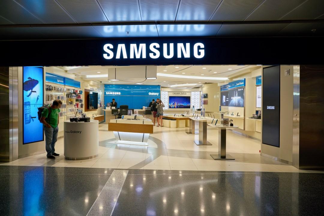 Samsung Blockchain in arrivo a fine ottobre