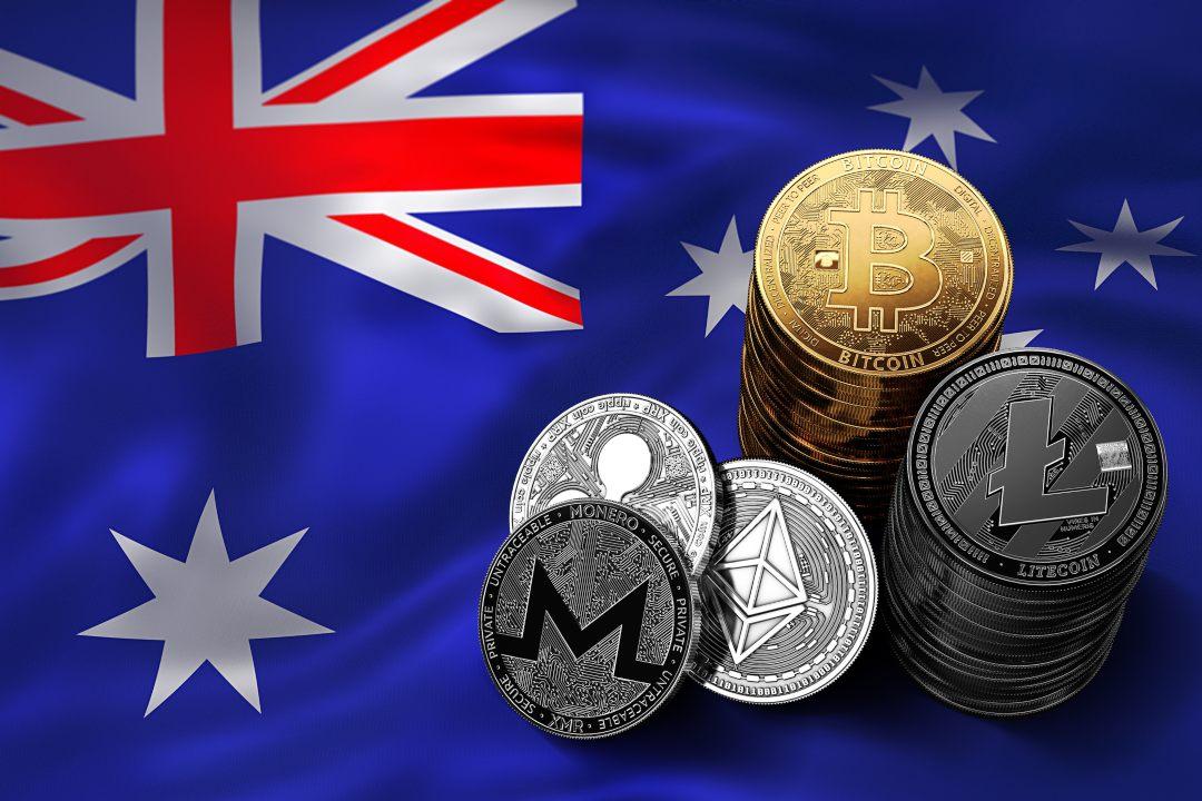 Australia: in aumento il trading di criptovalute