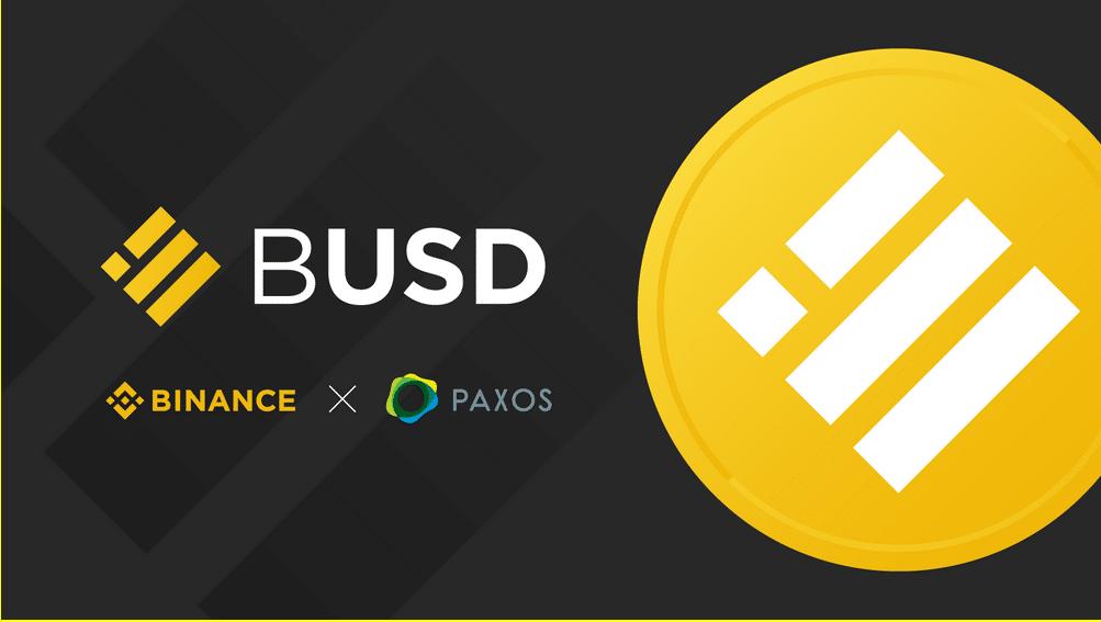 binance stablecoin busd paxos