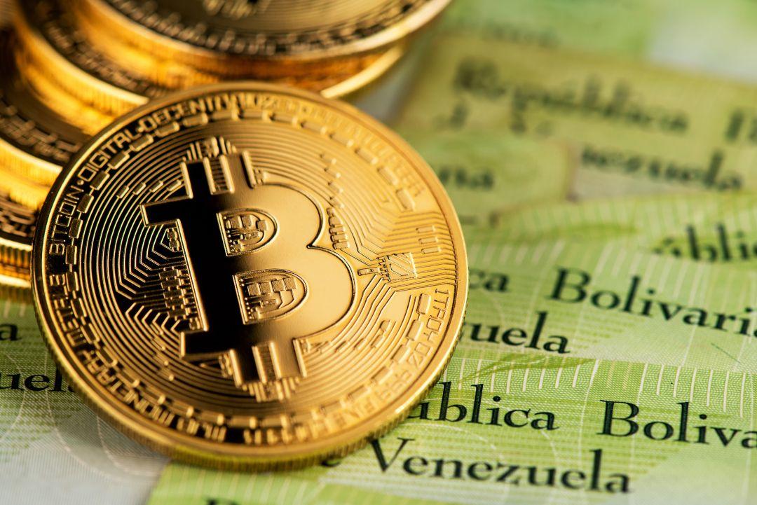 Venezuela: crollo spaventoso del tasso di cambio del bolivar contro bitcoin
