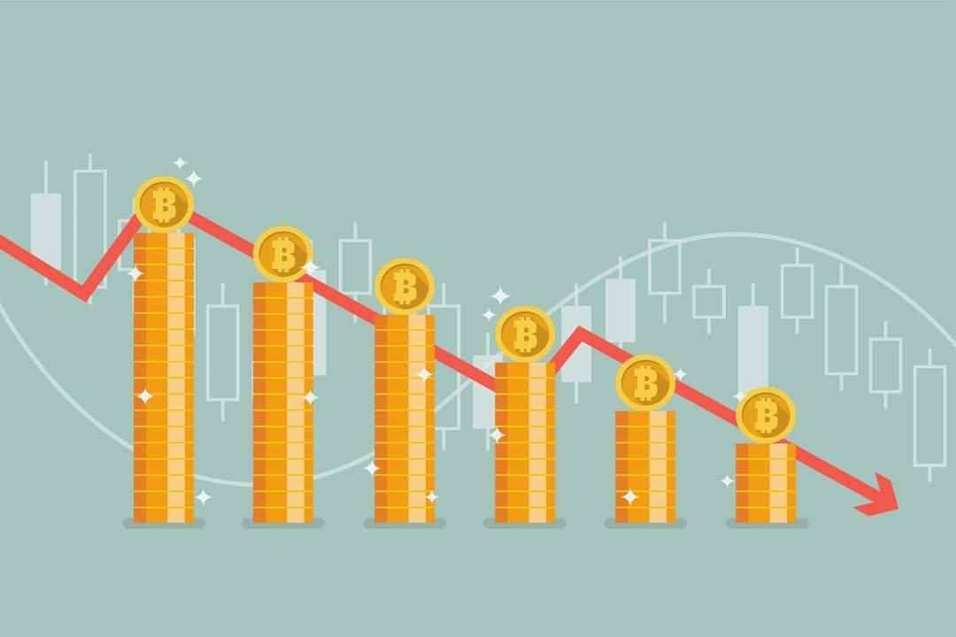 Bitcoin (BTC) perde fino al 18%. Un crollo previsto?