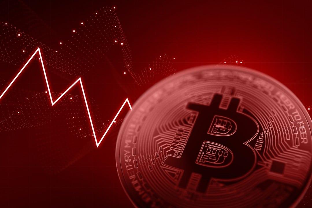 Binance: bitcoin crolla fino a 1.800 BUSD