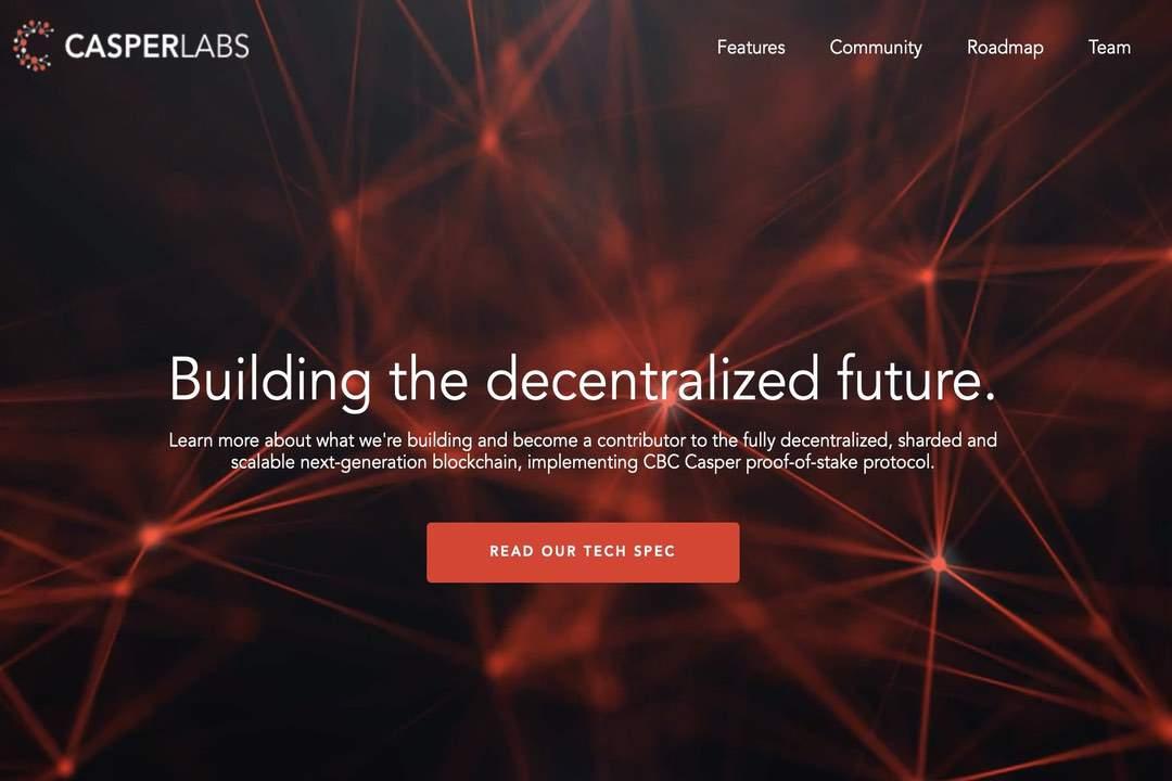 CasperLabs raccoglie 14.5 milioni di dollari grazie a Terren Peizer
