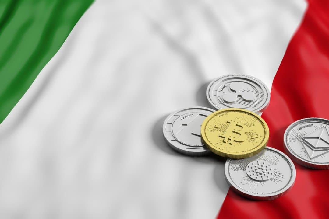 Lo strano caso dell'Italia schiacciata tra due crypto hub