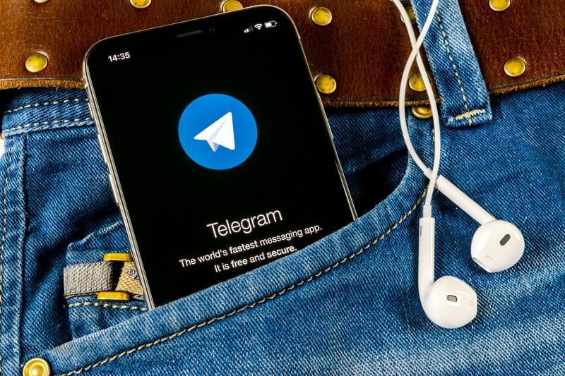 Per Tone Vays Telegram GRAM è uno scam