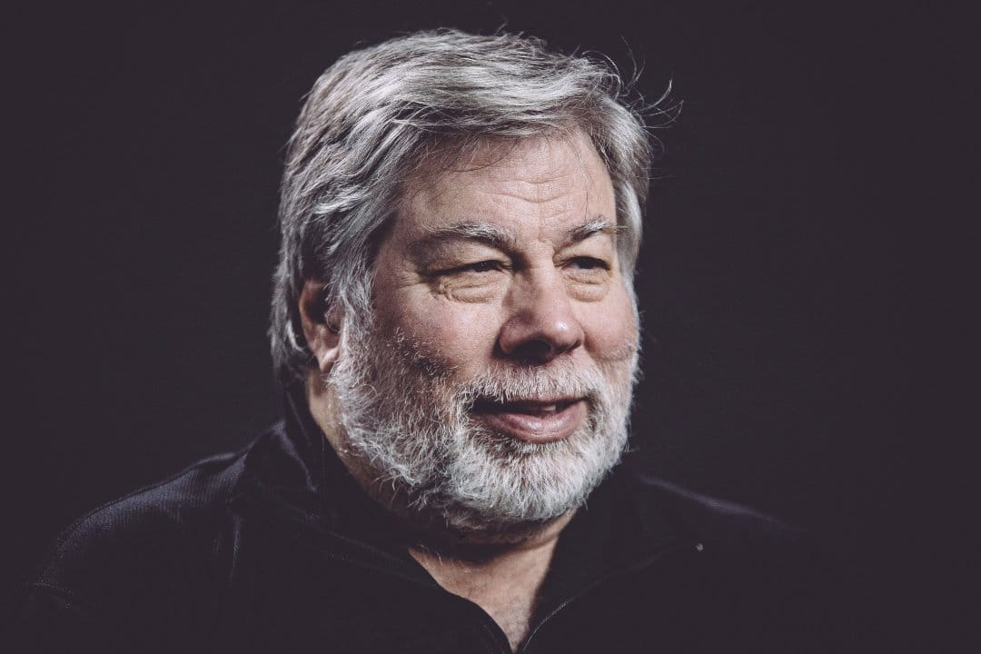Steve Wozniak punta sulla blockchain con Efforce