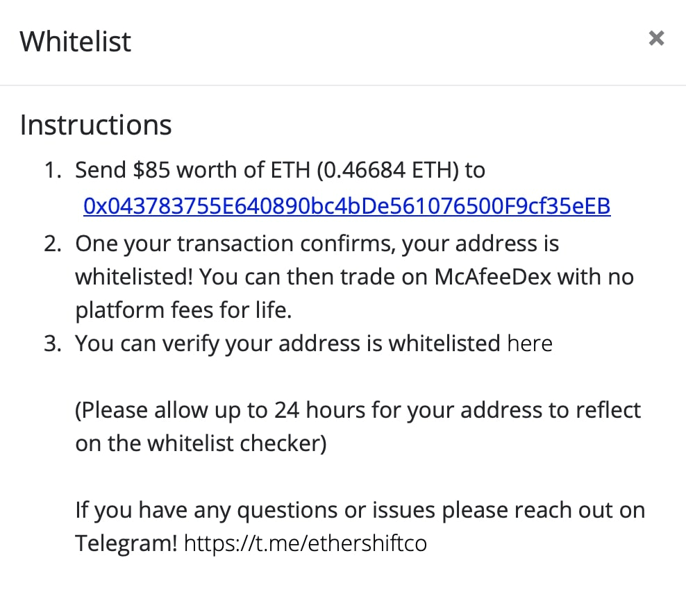 John mcafee crypto exchange
