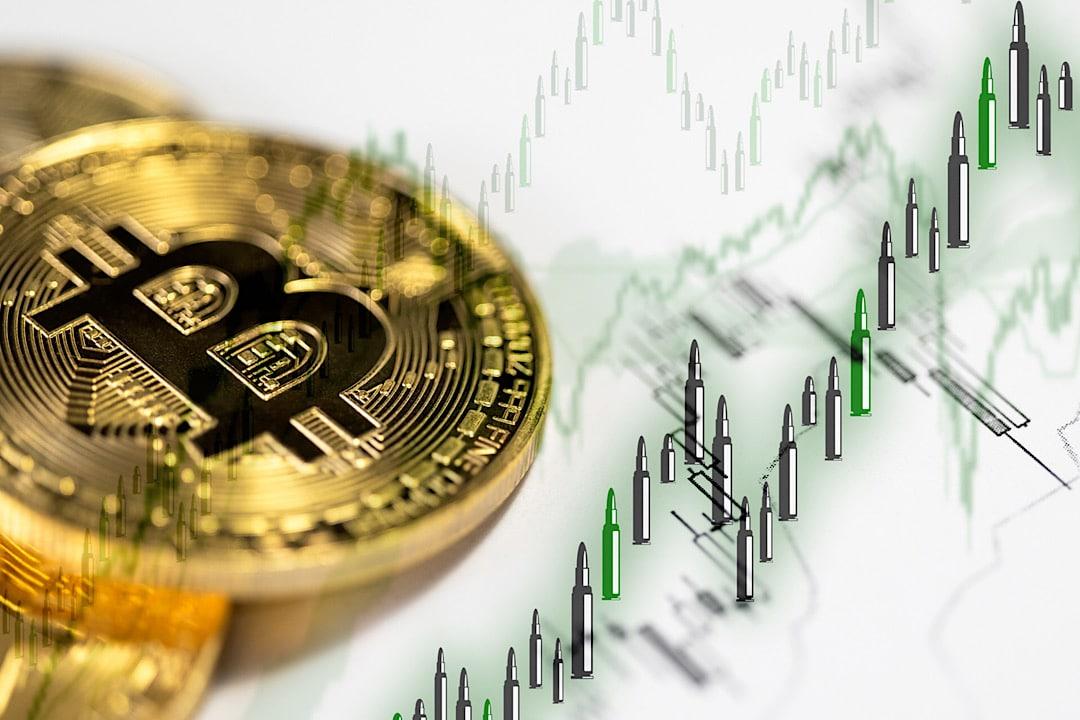 Rally di bitcoin: +40% in una notte