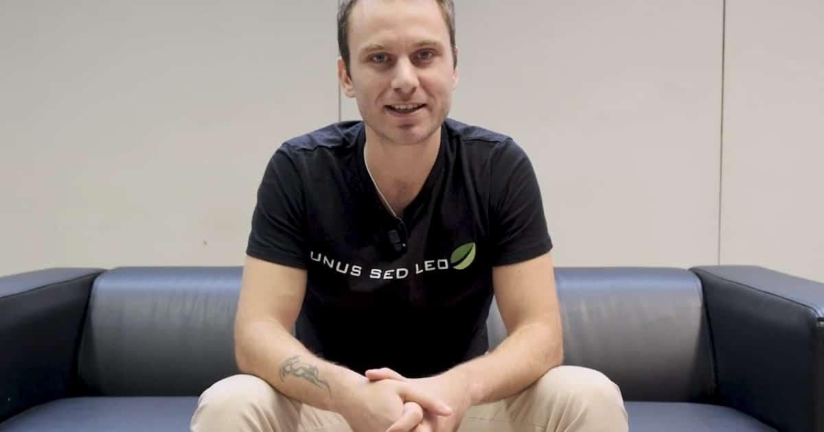"""Paolo Ardoino, Bitfinex: """"Crediamo molto nella decentralizzazione"""""""
