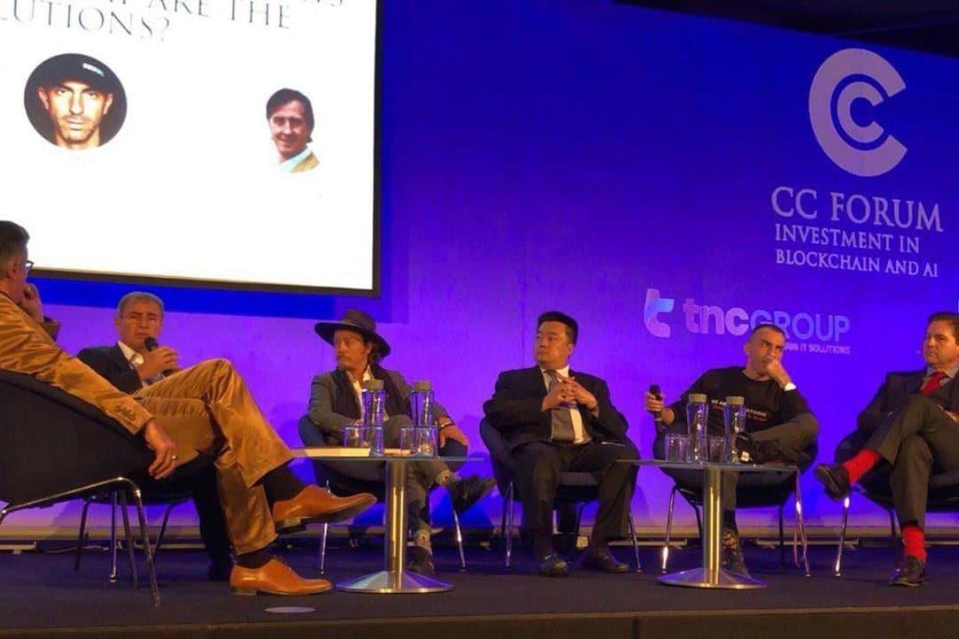 """CC London Forum 2019, Nouriel Roubini: """"Con le crypto ritorniamo all'età della pietra"""""""