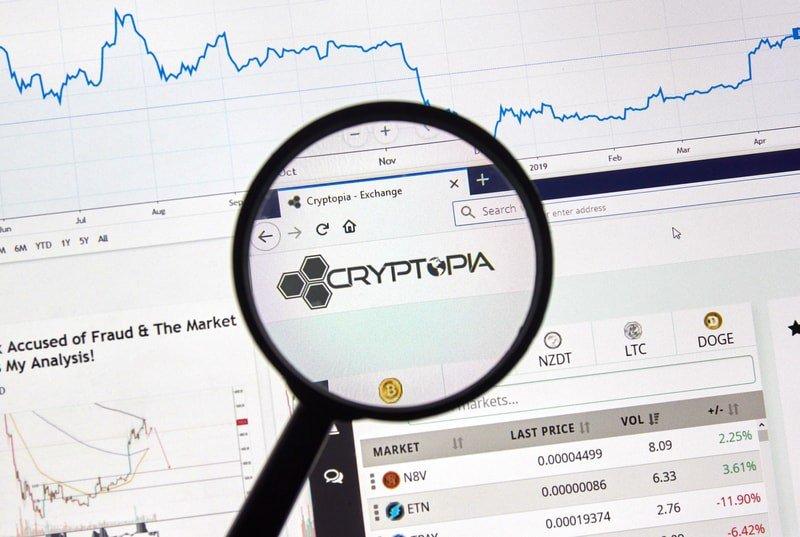 Cryptopia: i fondi scomparsi sono stati rintracciati