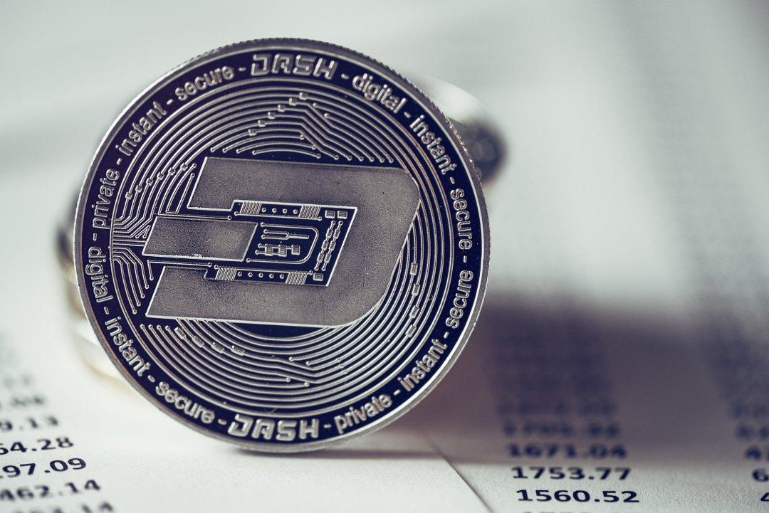 Dash News: la crypto fa progressi e cresce del 178%