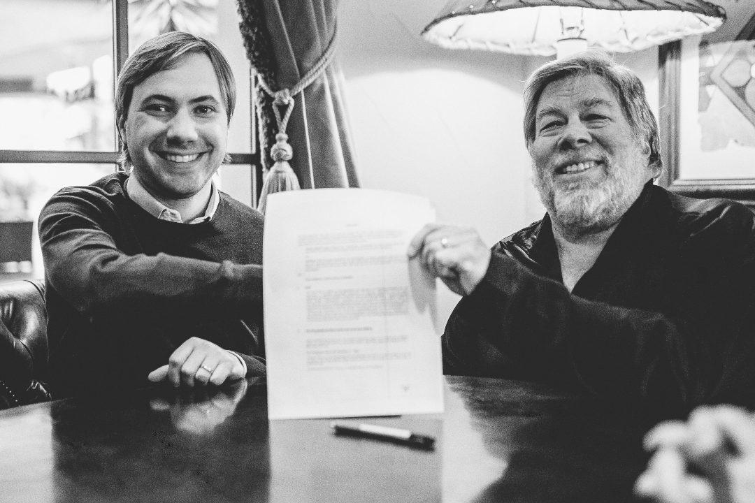 EFFORCE: rivelato il White Paper della IEO con Steve Wozniak