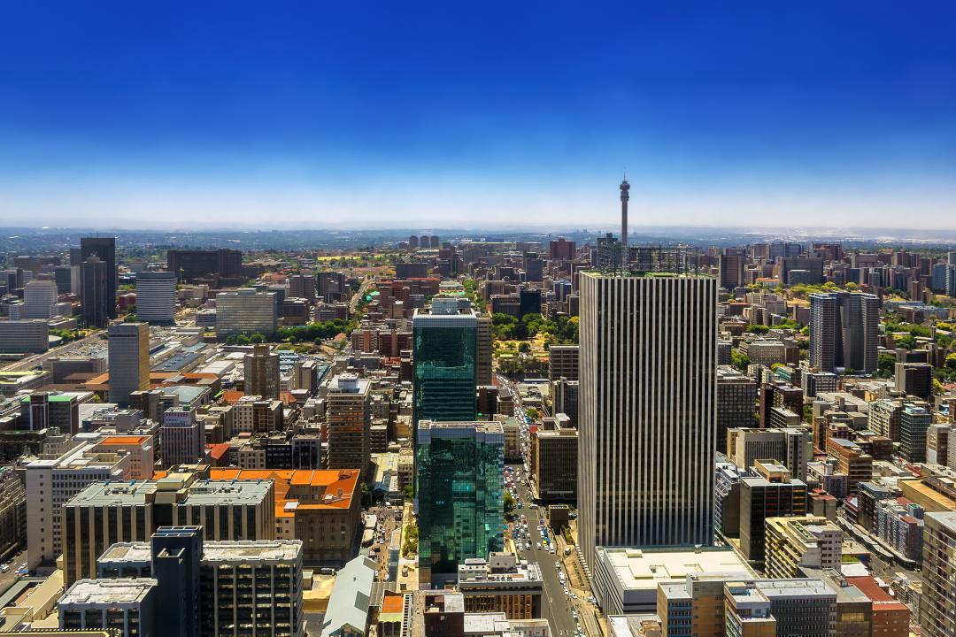 Attacco cyber Johannesburg