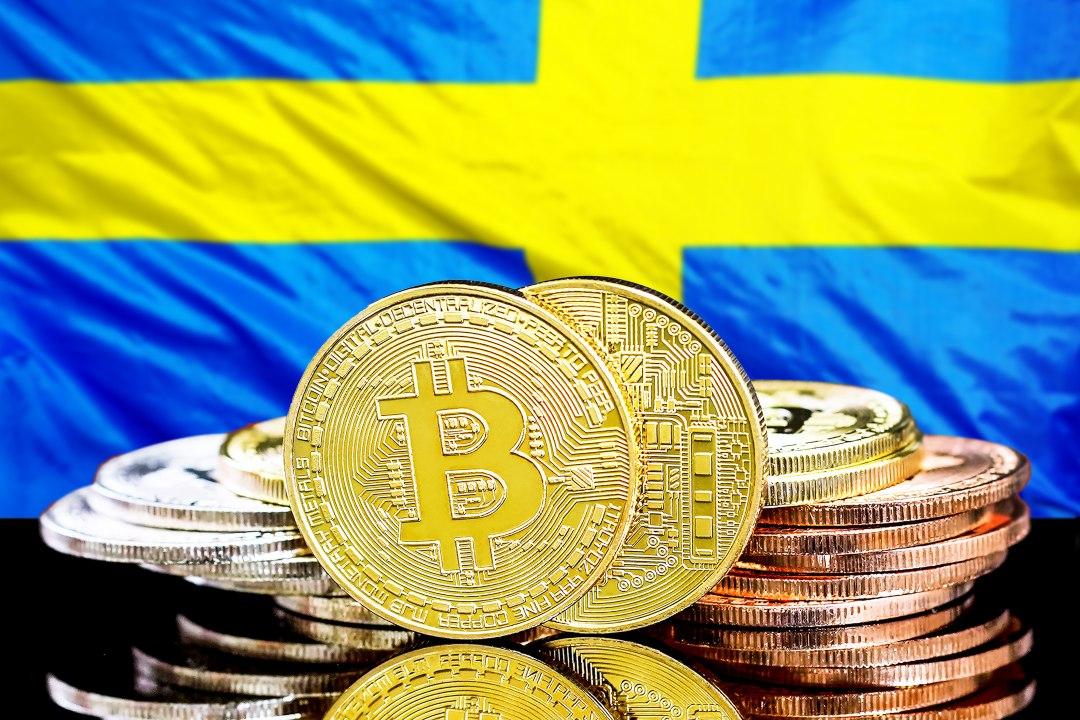 Svezia: Kronofogden mette i bitcoin all'asta