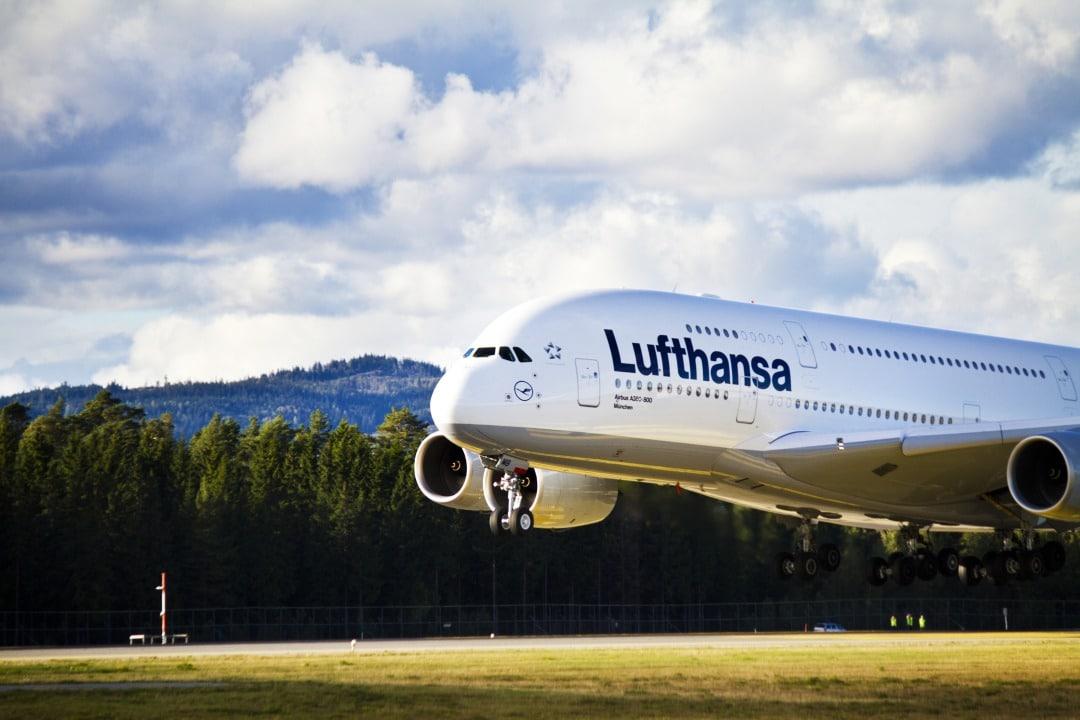 Una soluzione di Lufthansa con eSIM e Blockchain