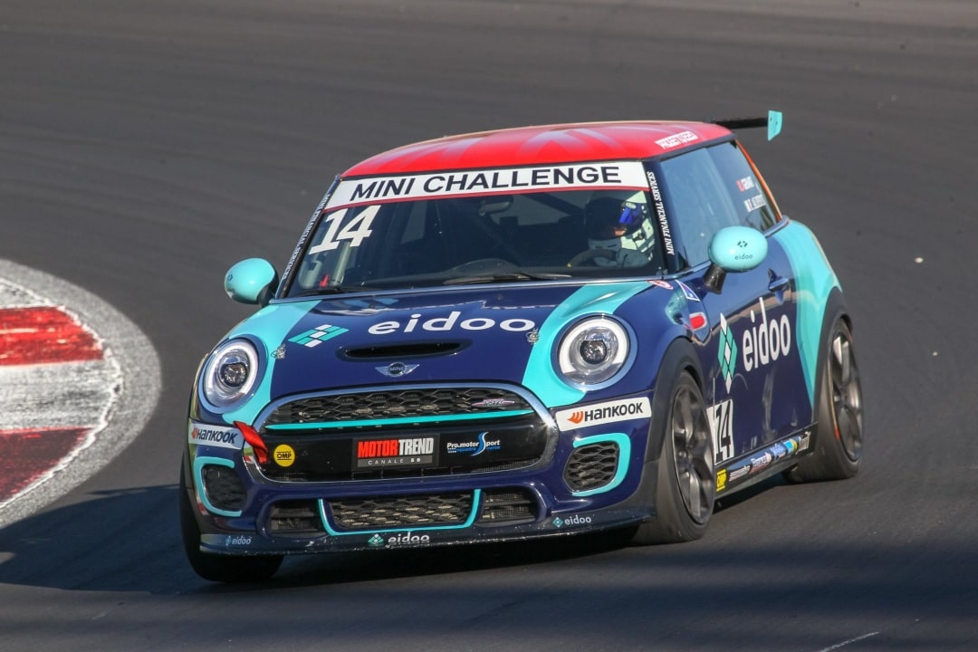 Mini Challenge: ultima gara a Monza